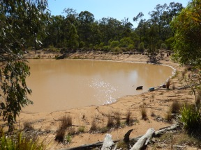 LC dam low with long dry spell