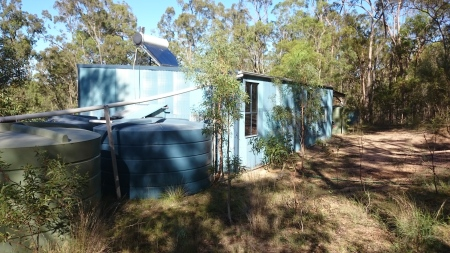 Shed for Removal Cushnie. Thanks Corny for the photo