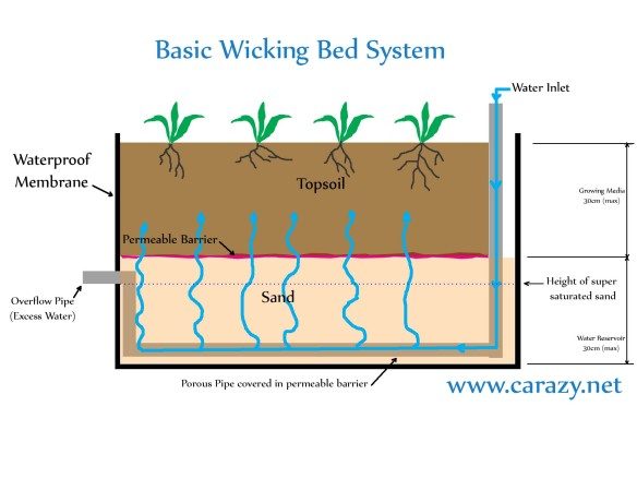 Image Basic Wicking Bed