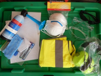 PPE (personal protective equipment)