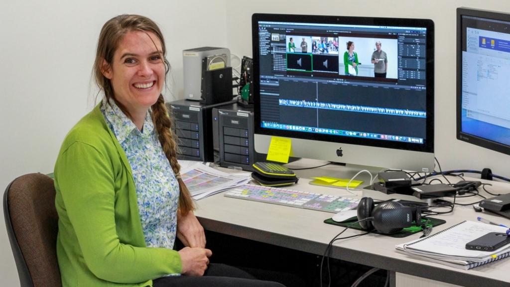 Eloisa Editing at DT Studio
